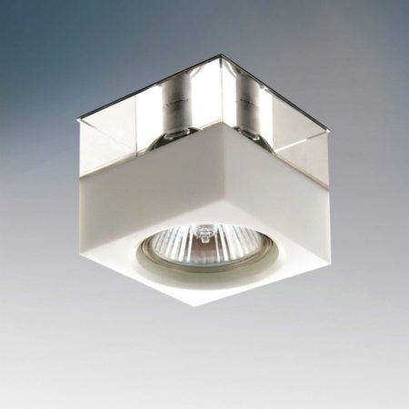 Точечный осветительный элемент для любой комнаты и любого потолочного покрытия – современное решение