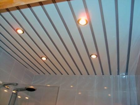 Металлический потолок