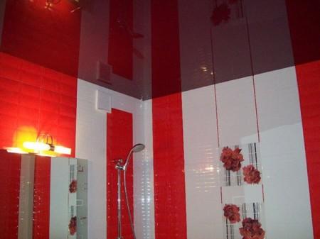 Ванная комната с монохромным дизайном всегда смотрится хорошо
