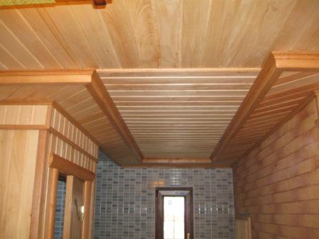 Подшивная потолочная конструкция
