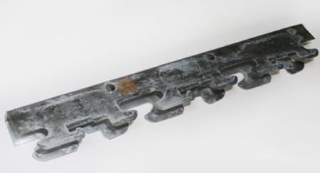 Несущая шина для реечного потолка