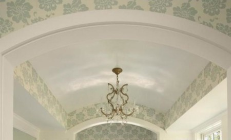 Фото арочного потолка