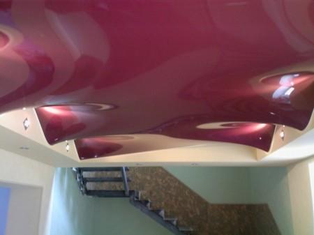 Фото потолка «Дюна»