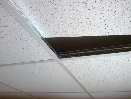 Потолок эконом-класса