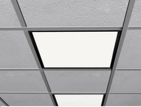 Готовый потолок из минеральных плит