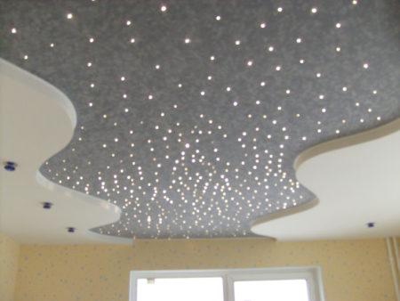 Млечный путь на потолке
