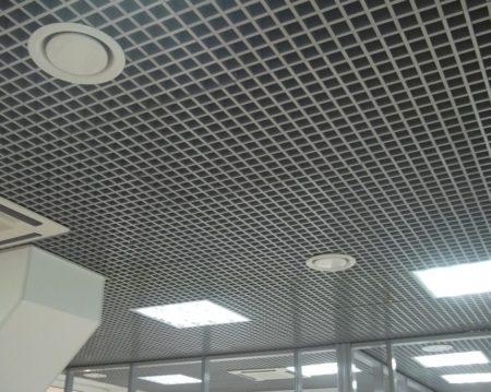 Решетчатый потолок