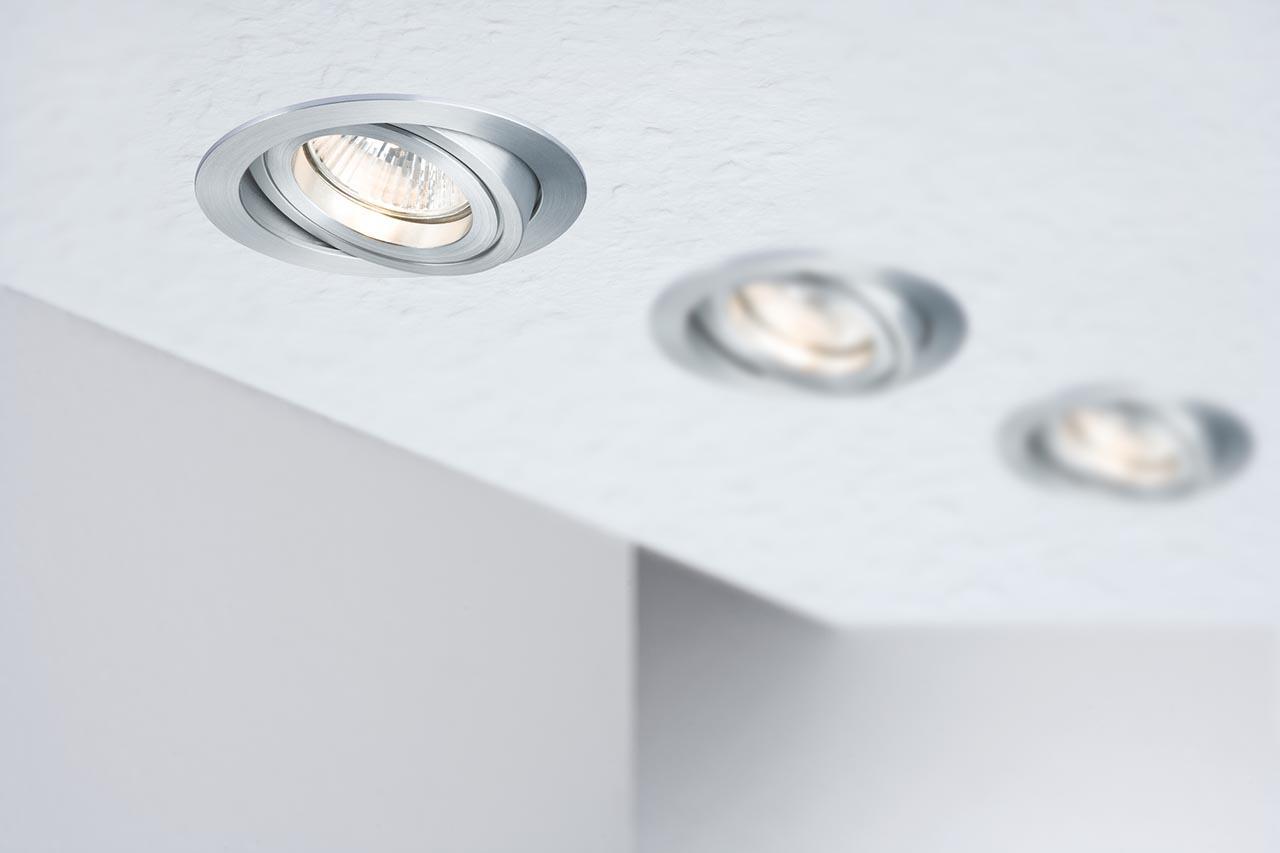 Устройство светильников